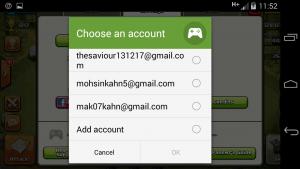 Clash Multiple Accounts