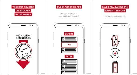 Adblocker App