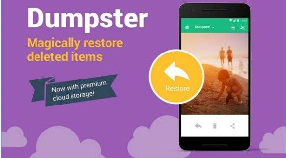 Dumbster App