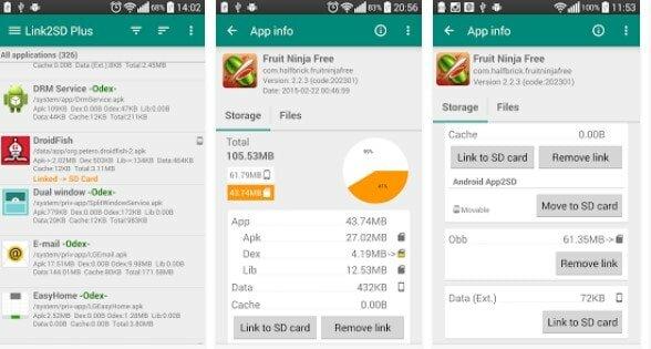 Link2SD app
