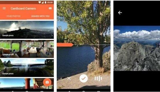 Google Carboard App