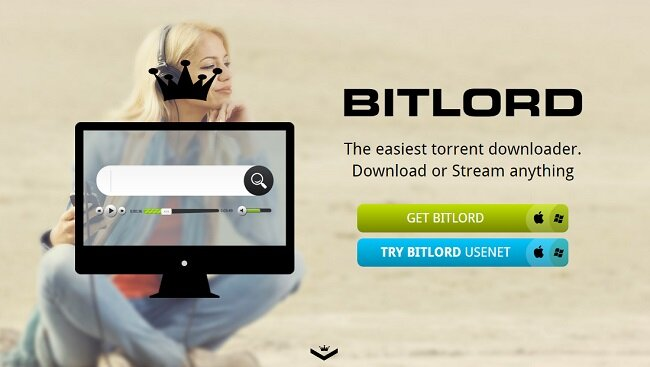Bitlord Client software