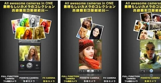 Camera+ Photo App