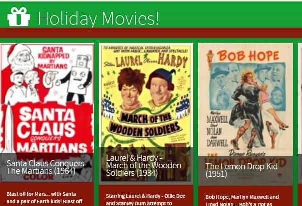 watch classic cinema