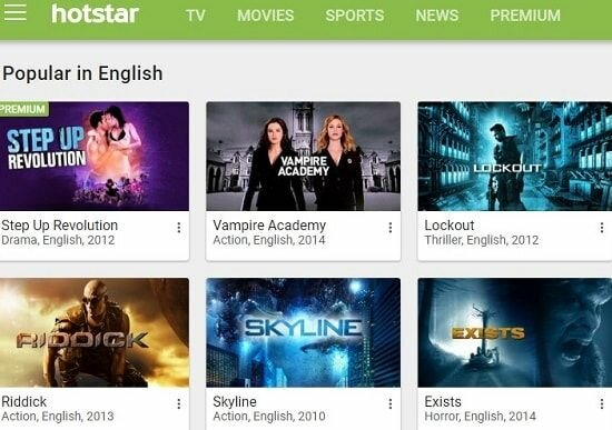 Free Movies On Hotstar