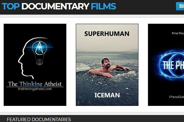 docummenataryfilms screenshot