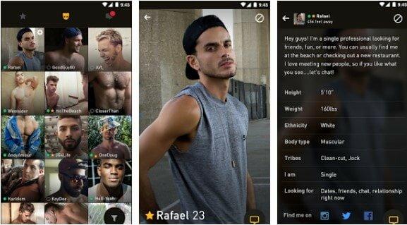 Grinder App For Gay