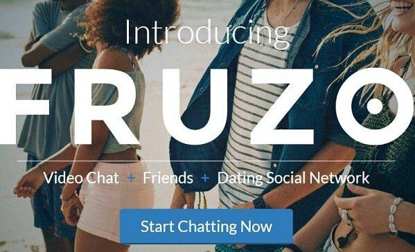 Fruzo chatting site