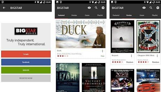 bigstar movie app