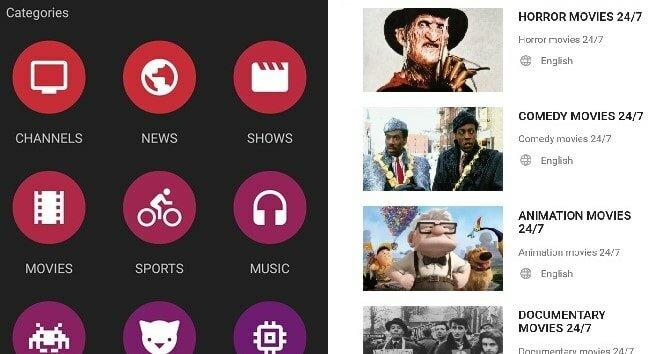 mobdro live tv app