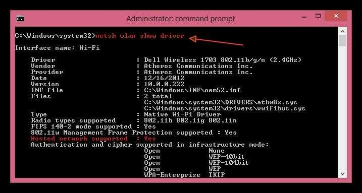 Command For Drivers