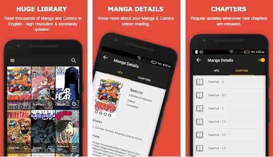 Manga Pro app