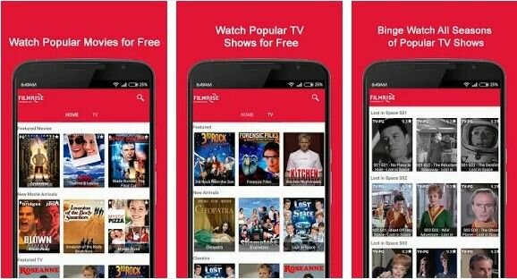 filmrise movie app