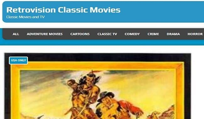 retrovision free download movies
